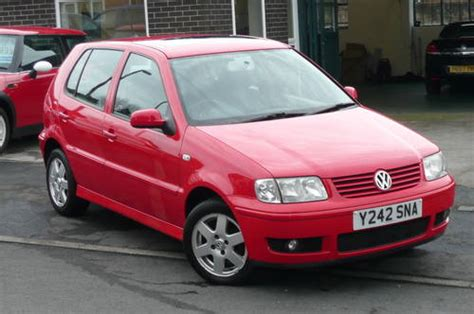 volkswagen polo 2001 2001 volkswagen polo 1 4 se for sale car and classic