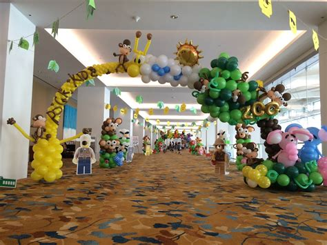 new creation church children day that balloons
