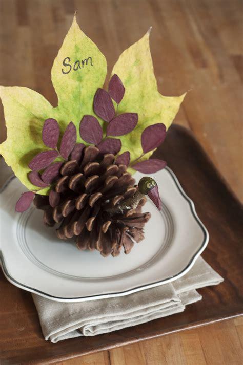 diy thanksgiving turkey place cards relish