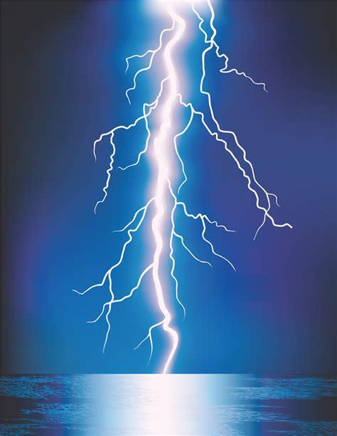 lightning vector free vector 4vector