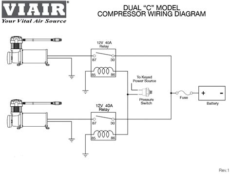 A C Float Switch Wiring Diagram Free Picture by Viair Pressure Switch Wiring Diagram