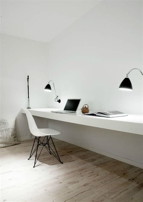 simple home office desk interior design trends 2016 7 great simple home office