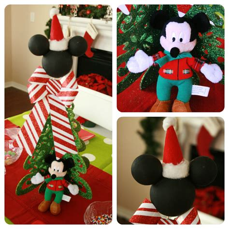 28 best mickey mouse christmas decorations 40 homemade
