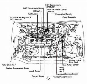 How To Replace The Camshaft Sensor On A Nissan Altima Auto