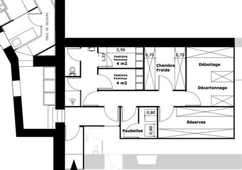 plan cuisine restaurant plan cuisine restaurant normes 28 images architecte