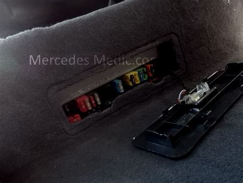 Mercede S430 Fuse Box by Mercedes S430 Fuse Box Previous Wiring Diagram