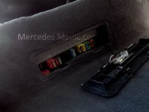 Mercedes Benz S430 Fuse Box