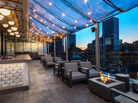 Where To Eat And Drink On A Denver Rooftop