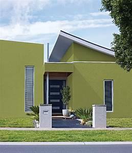 Exterior compound design, home design medium brick