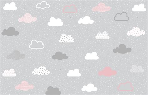 Pink And Grey Cloud Wallpaper  Cute Cloud Pattern. Fireplace Tools. Horch Roofing. Height Of Bathroom Vanity. Half Bath Decorating Ideas. Under Window Bookcase. Flowered Couches. Wall Mounted Tv Ideas. Cape Cod Front Door