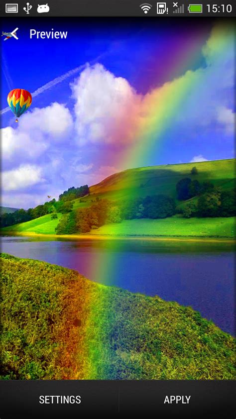 Download Nature Live Wallpaper For Android, Nature Live