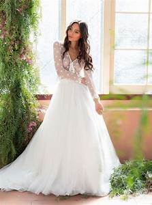 Gowns For A Garden Wedding Botanical Wedding Dress Ideas