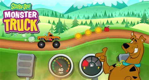 monster truck video games for kids scooby doo monster truck