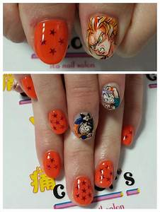 Crunchyroll Otaku Nail Salon Shows Off Amazing QuotKill La