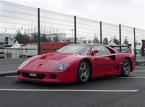 F40 Top Speed by 1989 1994 F40 Lm Gallery 38703 Top Speed