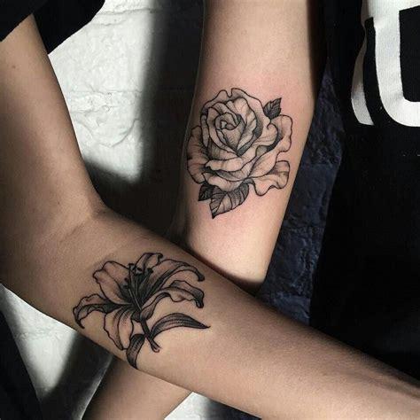 Tatouage Rose Femme  Symboliques, Styles Et Tendances