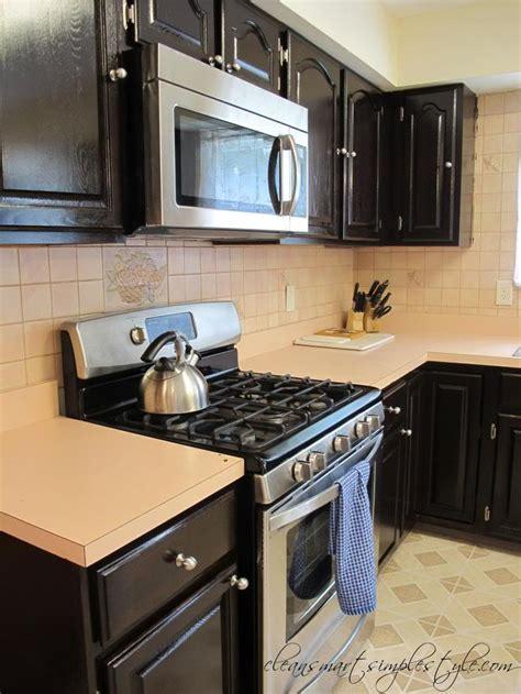 Gel Staining Kitchen Cabinets by Java Gel Stain Kitchen Cabinets Jiving With Java Gel