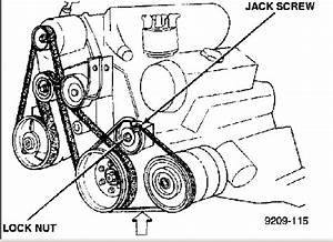 Where Do You Find A Serpentine Belt Routing For A 1994