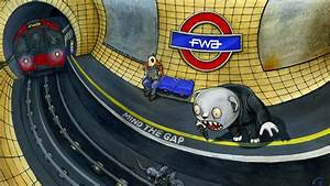 Download Wallpaper Rats in the London Underground (1920 x ...