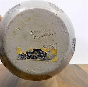 Keramik Marke Bestimmen : marke merkelbach reinhold keramik sammler de ~ Frokenaadalensverden.com Haus und Dekorationen