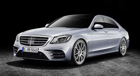 上海车展:小改款 Mercedesbenz Sclass 正式发表!  Paul Tan 汽车资讯网