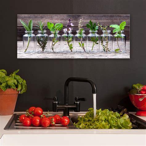 Bilder Für Küche by Artissimo Glasbild 80x30cm Bild Wandbild Aus Glas