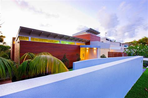 Marcus Beach House By Robinson Architects Homedezen