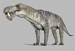 Inostrancevia - The Dinosaur Dynasty