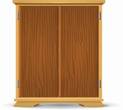 Cupboard Clipart Cabinet Closet Almirah Difference Between