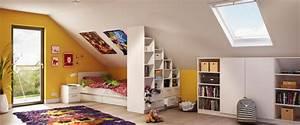 Kinderzimmer Aufbewahrung Ideen : kinderzimmer mit dachschr ge nach ma einrichten ~ Markanthonyermac.com Haus und Dekorationen
