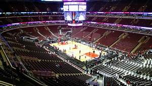 Interactive Seating Chart For United Center United Center Section 313 Chicago Bulls Rateyourseats Com