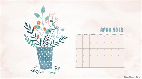 month march 2018 wallpaper archives amazing buy buy baby nursery april 2018 calendar printable