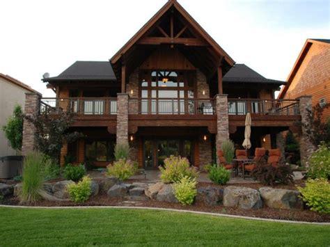 house plans walkout basements new home design