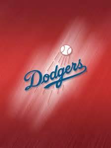 La Los Angeles Dodgers Logo