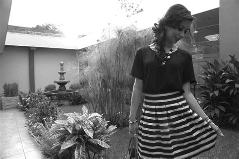 Black, White & A Touch Of Color