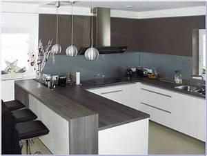 Küchen U Form Bilder : k chen u form mit bar hauptdesign ~ Orissabook.com Haus und Dekorationen