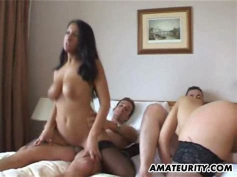 Amateur Group Sex Foursome With Facial Shots On Gotporn