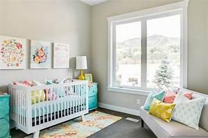 Babyzimmer Gestalten Beispiele : babyzimmer gestalten 70 ideen f r geschlechtsneutrale deko ~ Indierocktalk.com Haus und Dekorationen