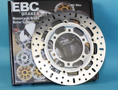 Speed Triple 1994-97 Ebc Front Brake Discs Front Brake