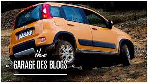 Avis Fiat Panda 4x4 : fiat panda 4x4 le garage des blogs youtube ~ Medecine-chirurgie-esthetiques.com Avis de Voitures