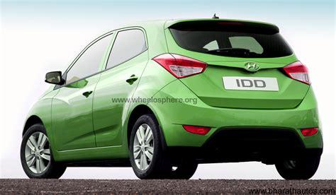 Hyundai's Small Car Ha H800 In India By November