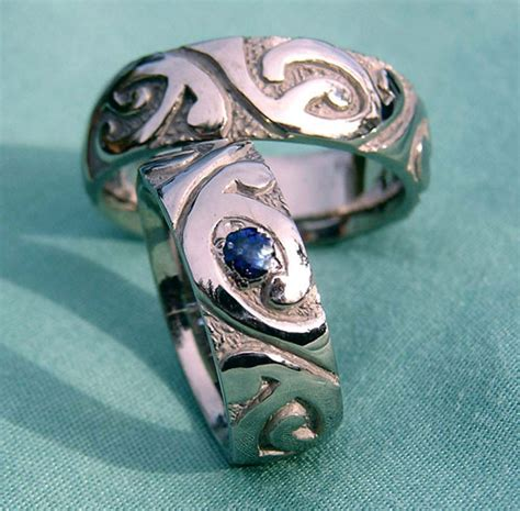 custom wedding rings made is easier than you may think