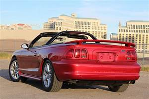 1998 FORD MUSTANG GT CONVERTIBLE - 201689