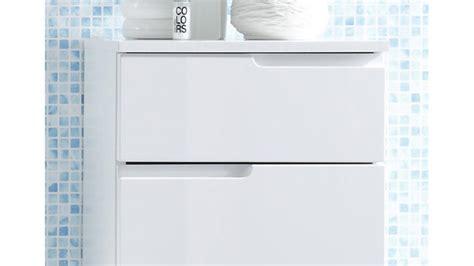 kommode hochglanz kommode spice badezimmer bad schrank in weiß hochglanz
