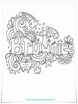 Brownies Brownie Doodle Owl Scouts Scout Guides Activities Guide Toadstool Meeting Songs Badges Printables Promise Coloring Colouring Pages Sparks Fraser sketch template