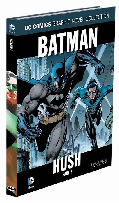 Eaglemoss Dc Graphic Novel Comic Batman Hush