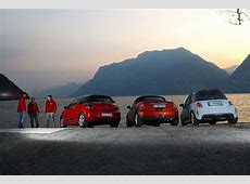 MINI Cooper Convertible vs Abarth 595C vs Citroen DS3