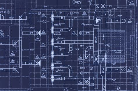 home blueprints free hvac archives executive air conditioning