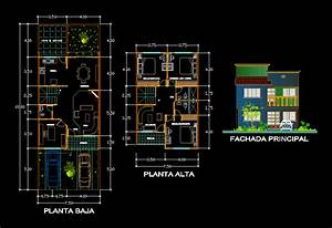 Home 2d Dwg Plan For Autocad  U2022 Designs Cad