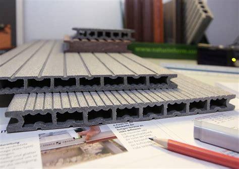 Terrassendielen Die Neuen Materialien by Hoch Beanspruchte Terrassen Neue Breite Wpc